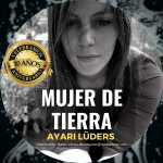 En su natalicio, ponemos en descarga gratuita #Mujerdetierra, de #AyariLuders.