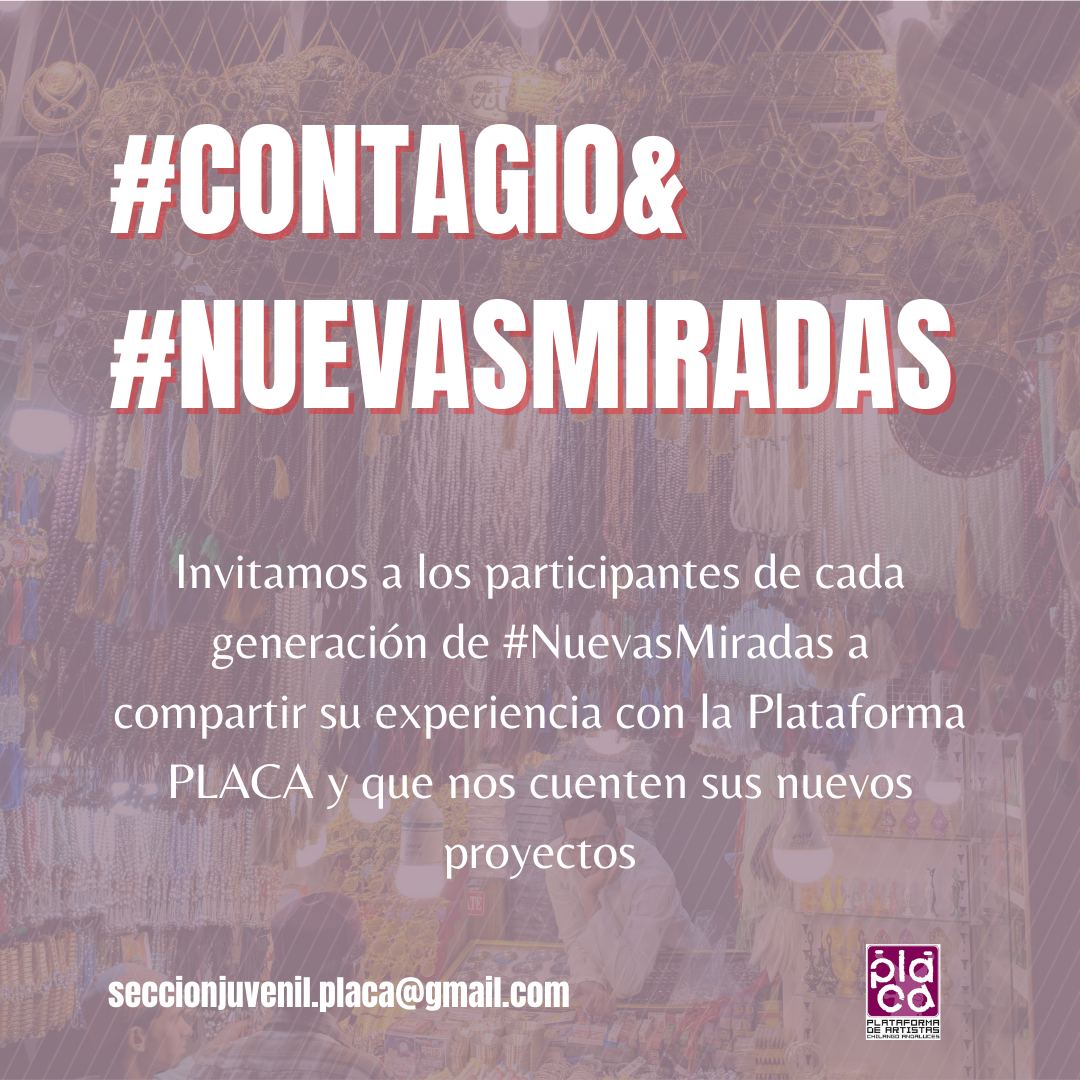 #Contagio & #NuevasMiradas – Jesús Nieto. De dónde venimos, a dónde vamos.