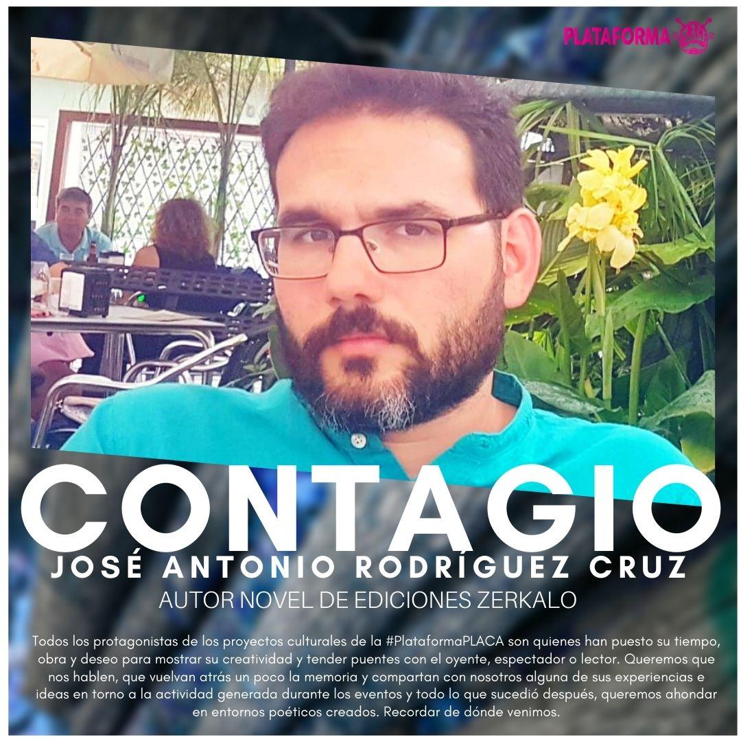 #Contagio & #ColecciónZerkalo – José Antonio Rodríguez Cruz (Sevilla). De dónde venimos, a dónde vamos.