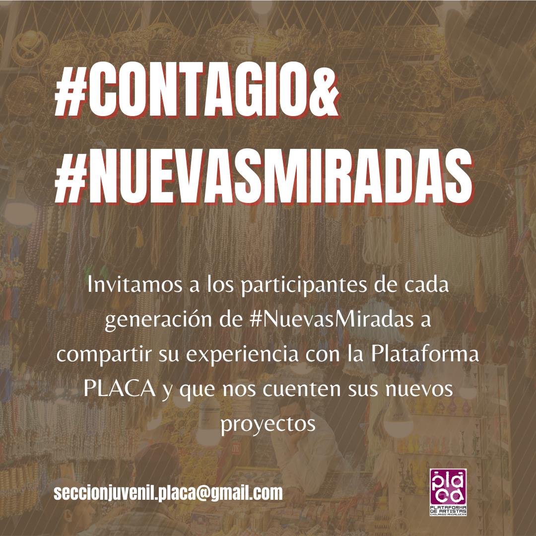 #Contagio & #NuevasMiradas – Ismael Aguilera Gómez. De dónde venimos, a dónde vamos.