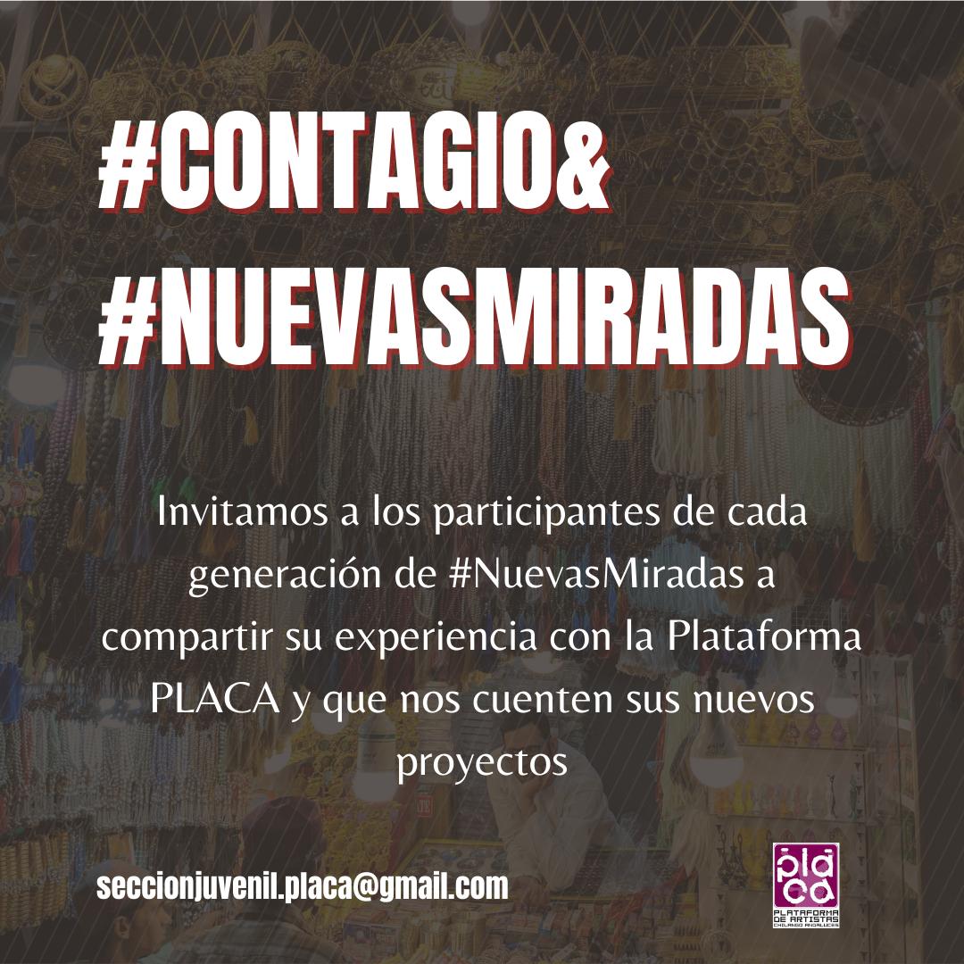 #Contagio & #NuevasMiradas – Leodan Morales. De dónde venimos, a dónde vamos.