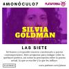 Monóculo 7 – #09 Silvia Goldman. Cuestionamos la poesía #vivalapoesia