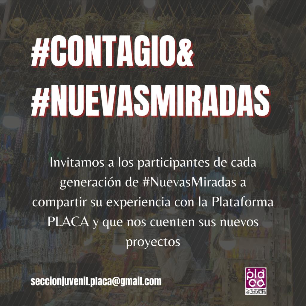 #Contagio & #NuevasMiradas – Patrica Acosta. De dónde venimos, a dónde vamos.