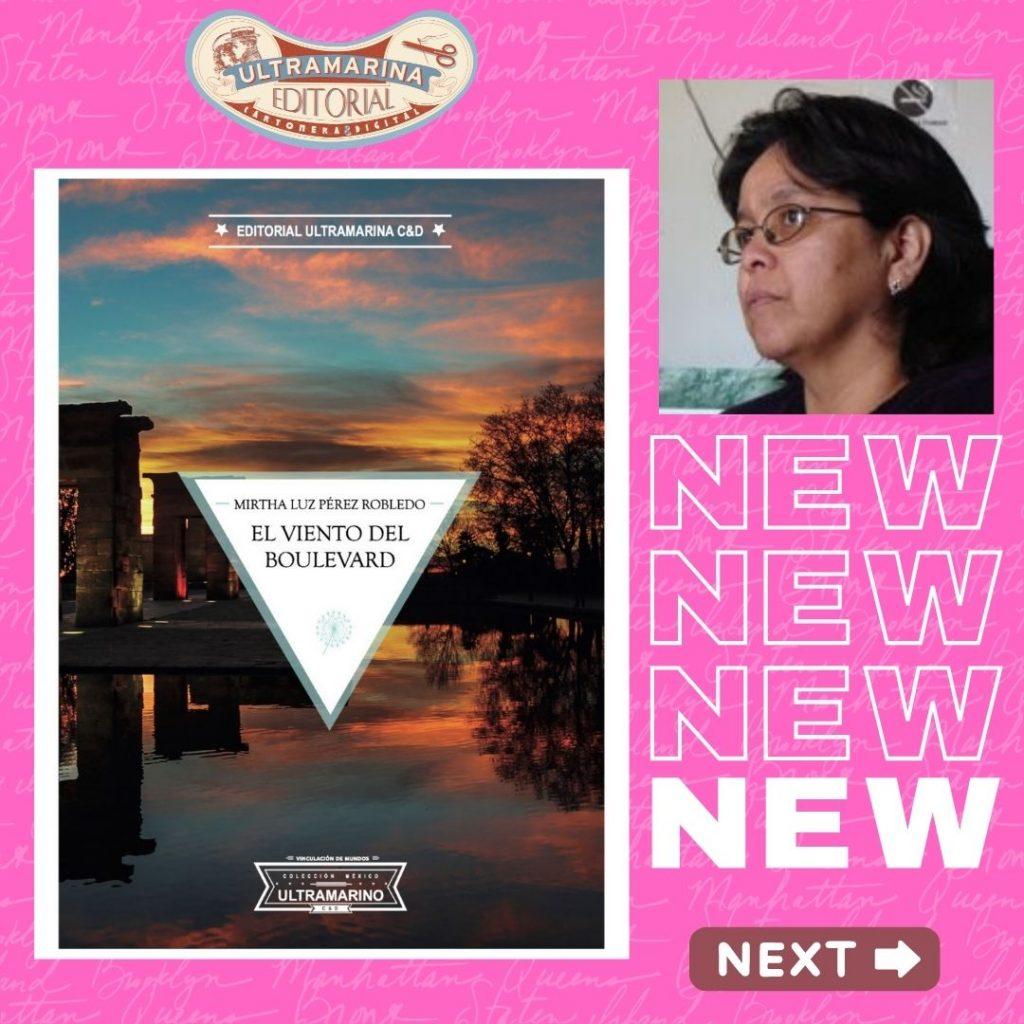 Lee poemas de Mirtha Luz Pérez en la Revista Filológica de la #UNAM