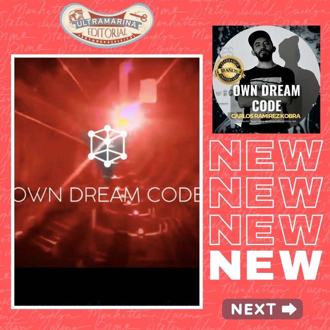 La poética urbana en código onírico: Own Dream Code de Carlos Ramírez Kobra