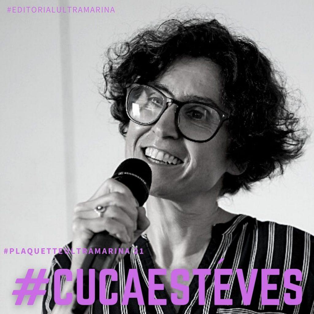 #PlaquetteUltramarina / 21 Cuca Estéves (Argentina, 1970) Descarga gratuita