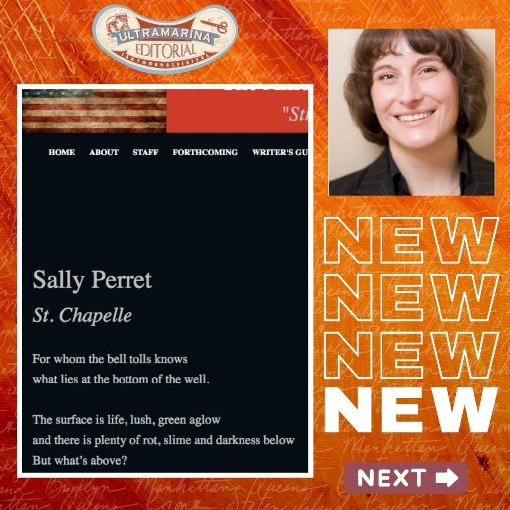 Lee un poema de Sally Perret publicado en The American Journal of Poetry