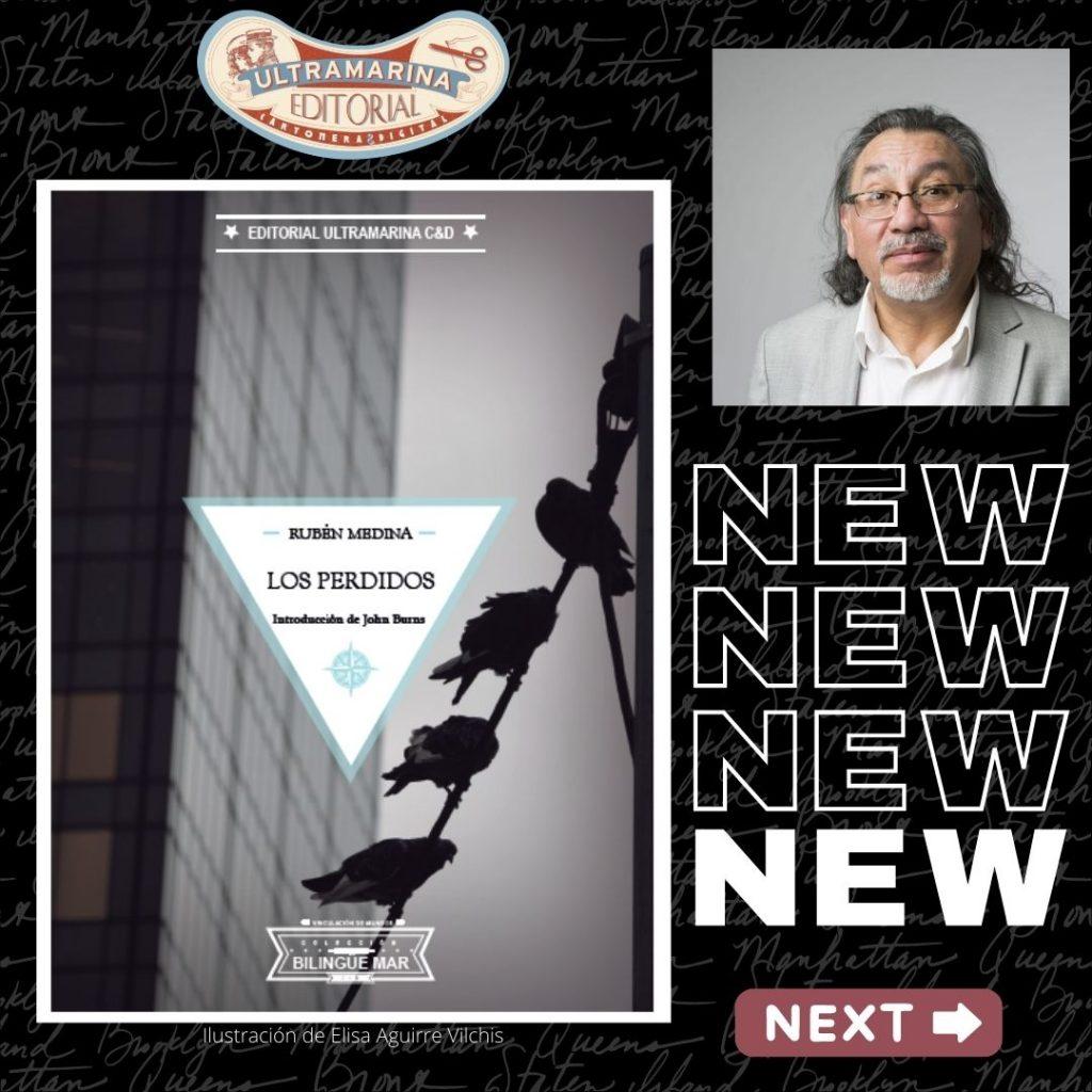 Escucha a una entrevista del autor Rubén Medina sobre su libro ''Nación nómada'